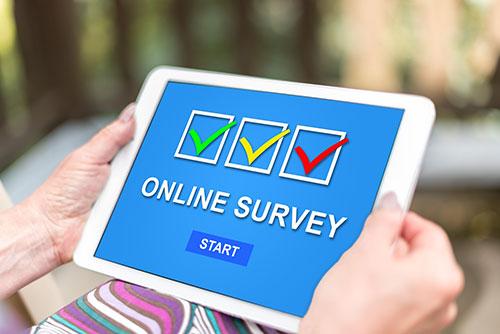 Survey on Tablet